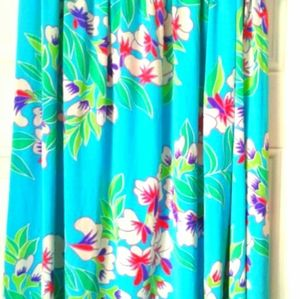 Tropical Disco Skirt or Swim Cover-Up, L